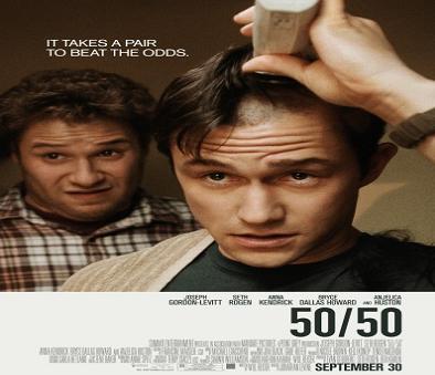 فيلم 50-50 2011 BluRay مترجم بإحترافية وبجودة بلوراي