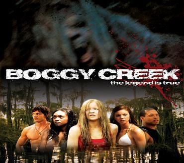 بإنفراد فيلم Boggy Creek 2010 مترجم أفلام رعب DVDrip