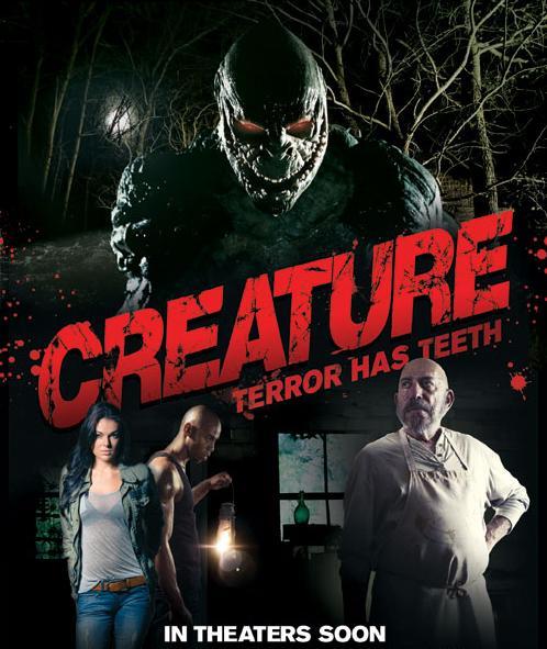 فيلم Creature 2011 مترجم بجودة DVDr دي في دي - أفلام رعب