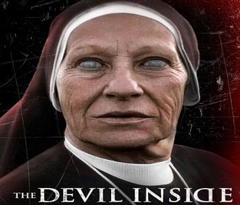 بإنفراد فيلم The Devil Inside 2012 مترجم دي في دي DVDrip رعب