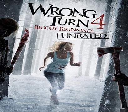 بإنفراد فيلم Wrong Turn 4 2011 مترجم DVDrip - الجزء الرابع