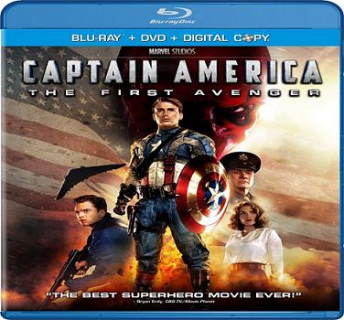 فيلم Captain America The First Avenger BluRay مترجم بلوراي