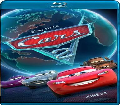 فيلم Cars 2 2011 BluRay مترجم بجودة بلوراي