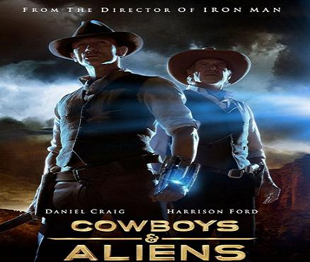 فيلم Cowboys And Aliens 2011 EXTENDED BluRay مترجم بلوراي