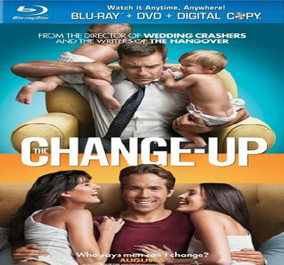 فيلم The Change Up 2011 X264 BluRay مترجم بجودة بلوراي
