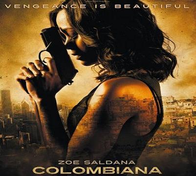 فيلم Colombiana 2011 مترجم بجودة TS - أفلام أكشن