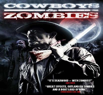 بإنفراد فيلم الرعب Cowboys and Zombies 2011 مترجم DVDrip