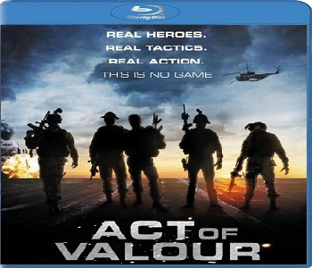 فيلم Act Of Valor 2012 BluRay مترجم بلوراي BRRip