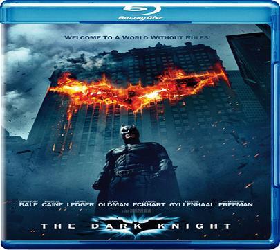 فيلم The Dark Knight 2008 BluRay مترجم Batman بلوراي