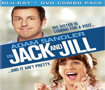 حصريآ فيلم Jack and Jill 2011 BluRay مترجم بجودة بلوراي