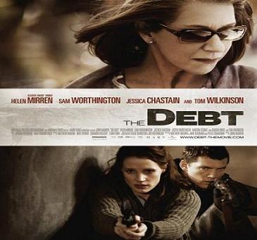 فيلم The Debt 2010 BluRay مترجم بلوراي (بالترجمة الكاملة)