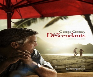 فيلم The Descendants 2011 مترجم بجودة DVDr دي في دي