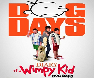فيلم Diary Of A Wimpy Kid Dog Day 2012 مترجم ديفيدي DVDRip
