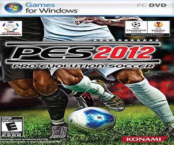 لعبة Pro Evolution Soccer - Pes 2012 نسخة كاملة ISO