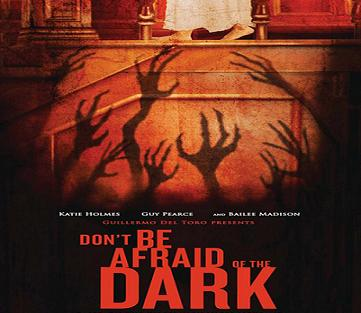 بإنفراد فيلم Dont Be Afraid Of The Dark 2011 HDRip مترجم DVD