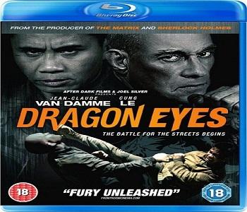 فيلم Dragon Eyes 2012 BluRay مترجم جودة بلوراي للنجم فان دام
