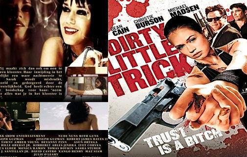 بإنفراد فيلم Dirty Little Trick 2011 مترجم DVDrip - جريمة