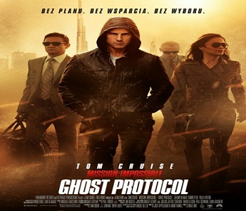 فيلم Mission Impossible Ghost Protocol مترجم ديفيدي  DVD