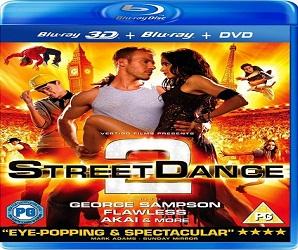 فيلم StreetDance 2 2012 مترجم بجودة BRRip - موسيقي رومانسي