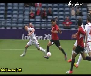 أهداف مصر 3-1 بيلاروسيا - أولمبياد 2012