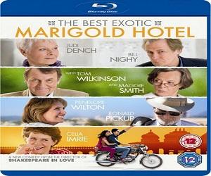 فيلم The Best Exotic Marigold Hotel 2012 مترجم بجودة BRRip