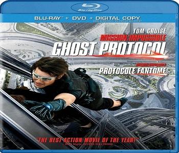 فيلم Mission: Impossible 4 2011 BluRay مترجم بلوراي