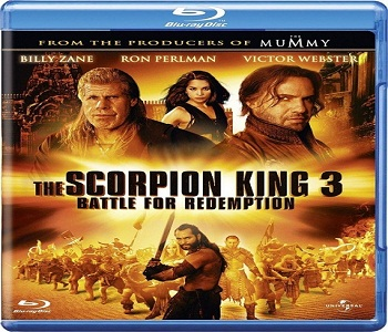 بإنفراد فيلم The Scorpion King 3 2012 BluRay مترجم - الجزء 3