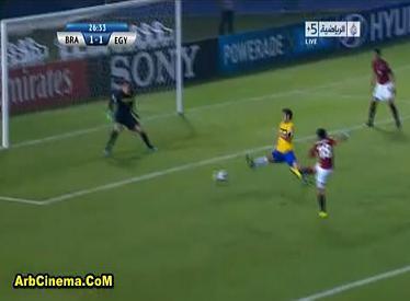 تعادل مصر 1-1 البرازيل في كاس العالم للشباب تحميل ومشاهده