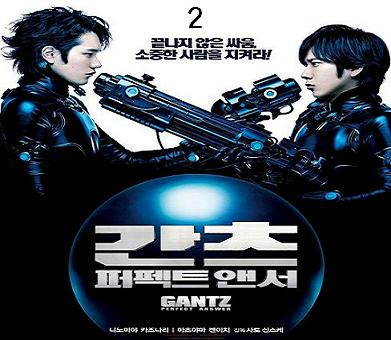 فيلم Gantz Perfect Answer 2011 مترجم بجودة HD أفلام أكشن