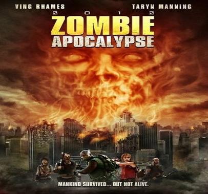 بإنفراد فيلم Zombie Apocalypse 2011 مترجم DVDRip رعب وأكشن