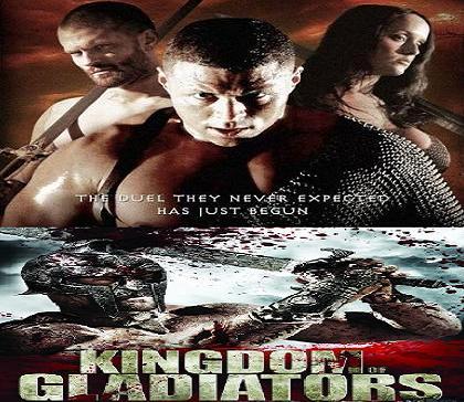 فيلم Kingdom Of Gladiators 2011 مترجم بجودة DVDrip - مغامرات