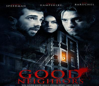 فيلم Good Neighbours 2010 مترجم DVDRip إثارة