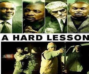 فيلم A Hard Lesson 2012 مترجم جودة DVDrip جريمة
