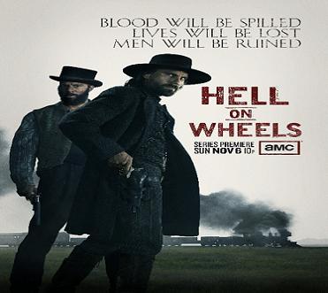 مترجم الحلقة 9 التاسعة مسلسل Hell on Wheels 2011