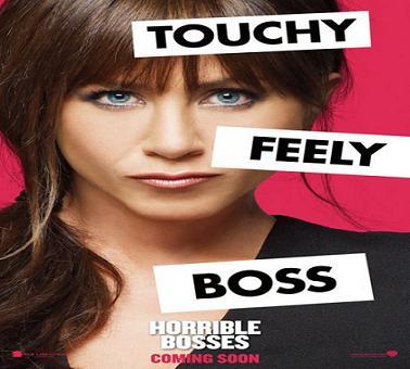 بإنفراد فيلم Horrible Bosses 2011 مترجم للنجمة جنيفر انيستون