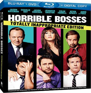 فيلم Horrible Bosses EXTENDED 2011 X264 BluRay مترجم بلوراي