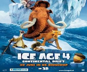 فيلم Ice Age Continental Drift 2012 مترجم دي في دي DVDrip