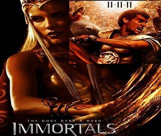 بإنفراد فيلم Immortals 2011 مترجم بجودة DVDScr دي في دي أكشن