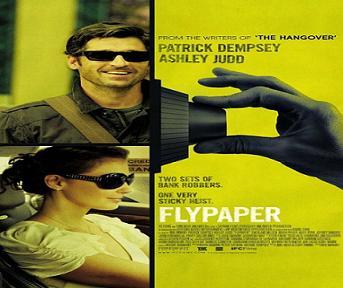فيلم Flypaper 2011 R5 مترجم DVD دي في دي - كوميدي وجريمة