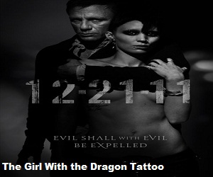 فيلم The Girl With the Dragon Tattoo 2011 مترجم دي في دي DVD