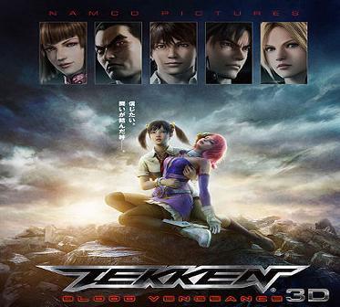 بإنفراد فيلم Tekken Blood Vengeance 2011 BluRay مترجم بلوراي