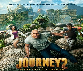 فيلم Journey 2 The Mysterious Island 2012 مترجم أفضل جودة HQ
