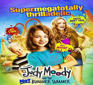 فيلم Judy Moody and the Not Bummer Summer 2011 مترجم
