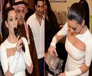 صور كيم كاردشيان في الكويت