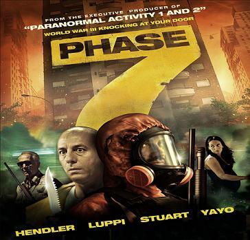 فيلم Phase 7 2011 مترجم بجودة DVDRip خيال علمي مثير