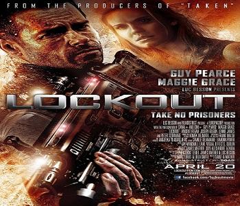بإنفراد فيلم Lockout 2012 TS مترجم نسخة جديدة بأفضل جودة