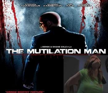 بإنفراد فيلم The Mutilation Man 2010 مترجم DVDrip - رعب