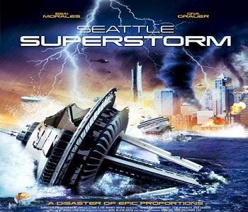 بإنفراد فيلم Seattle Supperstorm 2012 مترجم  أفلام خيال علمي