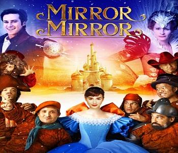 بإنفراد فيلم Mirror Mirror 2012 R5 مترجم بجودة دي في دي DVDr