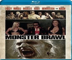 فيلم Monster Brawl 2011 مترجم بجودة DVDrip رعب وأكشن